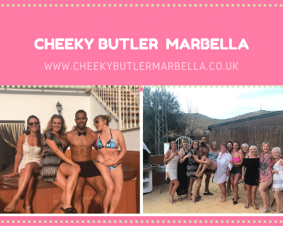 Cheeky Butler Marbella Butler in the buff an original experience