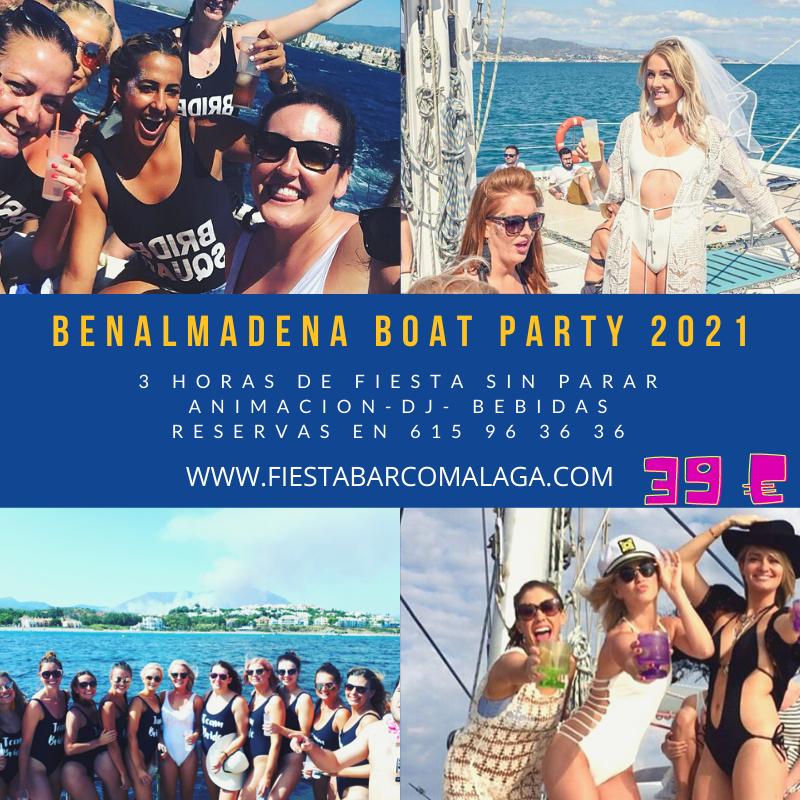 Fiesta Barco Benalmádena